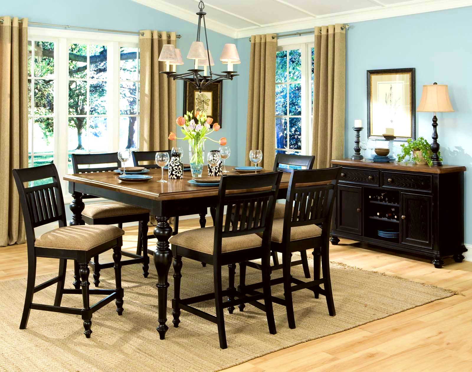 PERFECT STYLES FOR YOUR DINING ROOM VARIOUS DESIGN IDEAS
